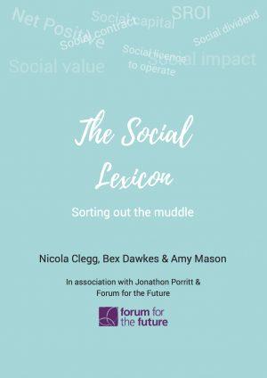 The Social Lexicon October 2016 (COVER)
